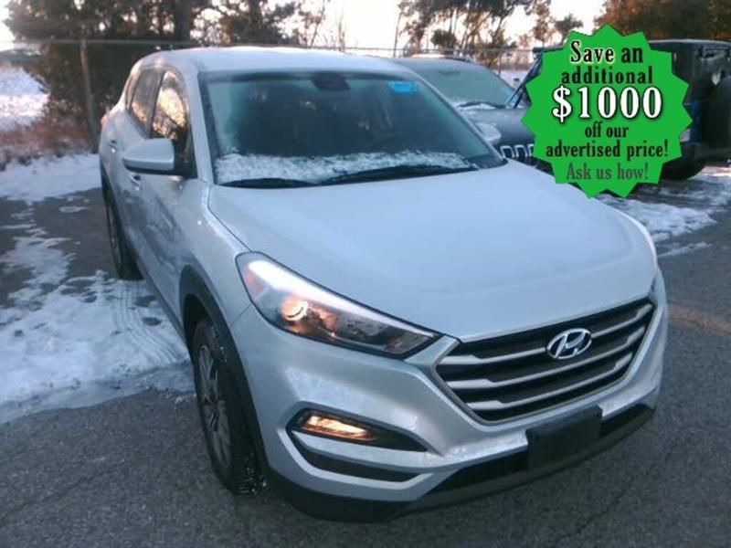 2018 Hyundai Tucson 2.0L* B.cam/B.tooth/Htd seats #24748