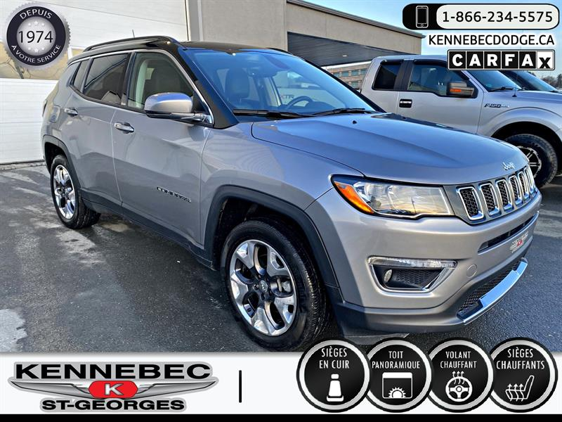 Jeep Compass 2018 Limited 4x4 #41623A