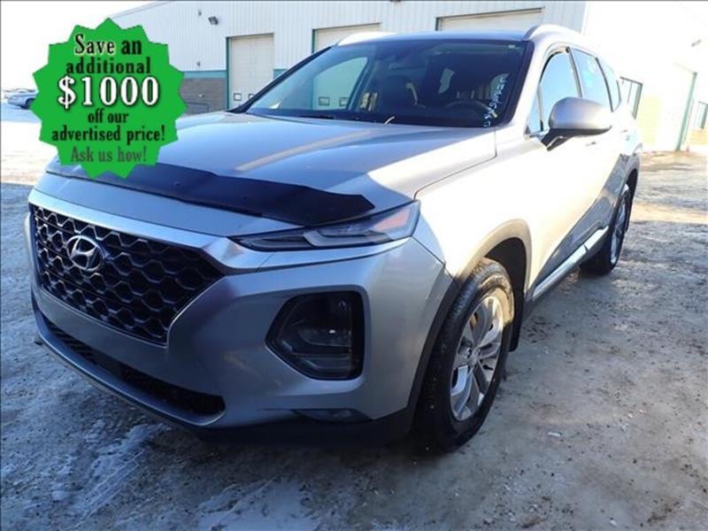 2020 Hyundai Santa Fe Essential* AWD/B.cam/B.tooth/Htd seats #24751