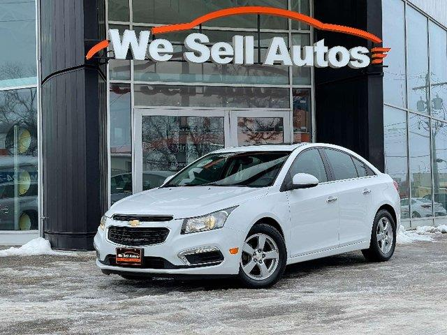 2016 Chevrolet Cruze Limited LT #16CC82763
