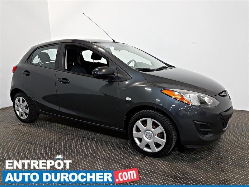 2014 Mazda 2