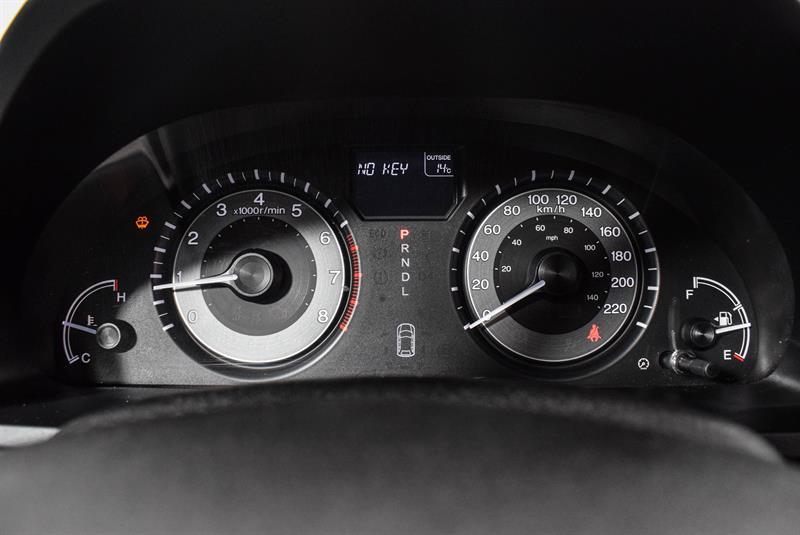 Honda Odyssey 25