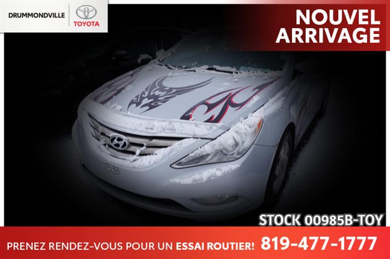 2011 Hyundai  Sonata APPLE CARPLAY| NAVIGATION| TRÈ