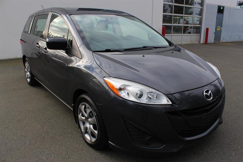 2014 Mazda 5 Bluetooth. Leather Wrapped Steering Whee #12725B (KEY 43)