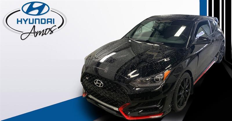 Hyundai Veloster N Manuelle 2020
