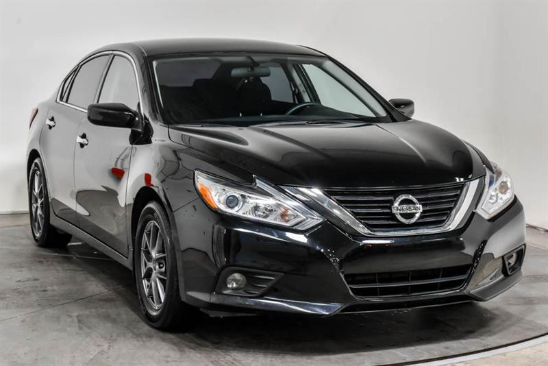 2018 Nissan Altima