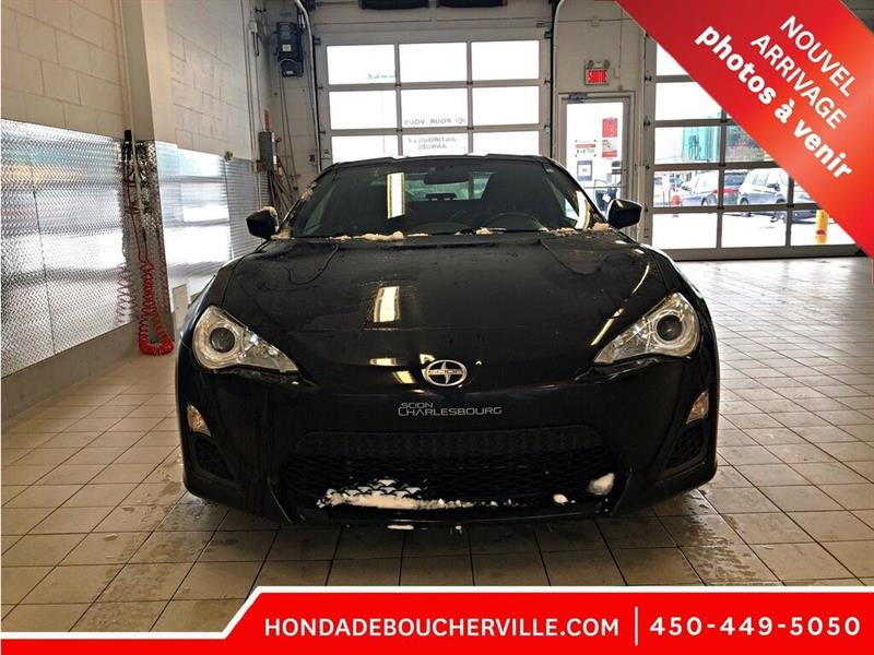 Scion FR-S PLEASURE OF DRIVING IN THE PUR 2016