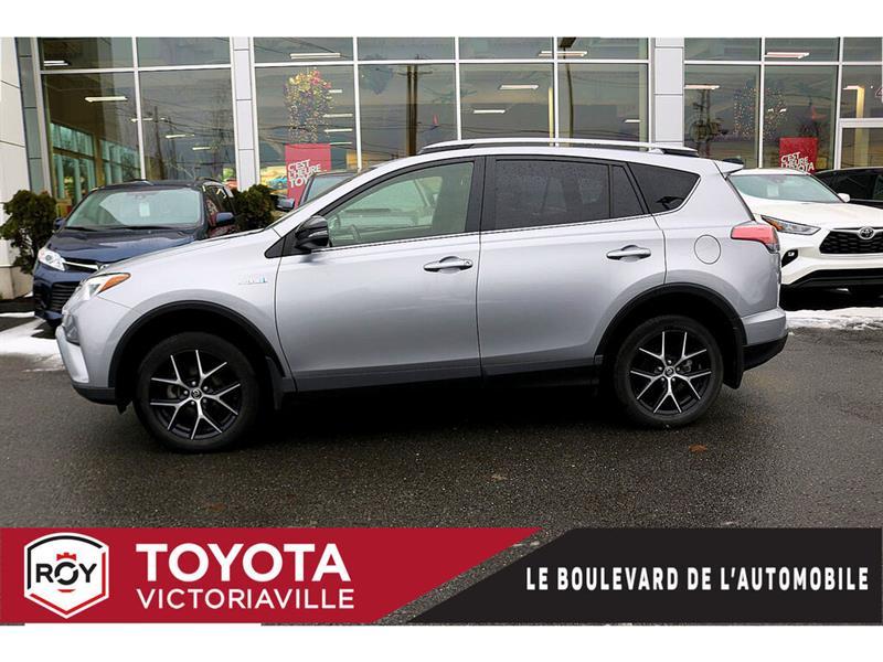 toyota RAV4 Hybrid 2018 - 2