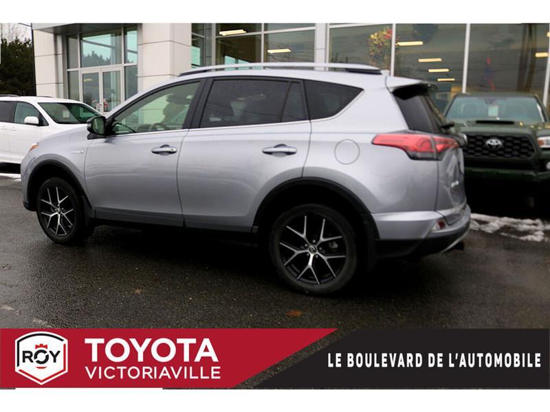 toyota RAV4 Hybrid 2018 - 3