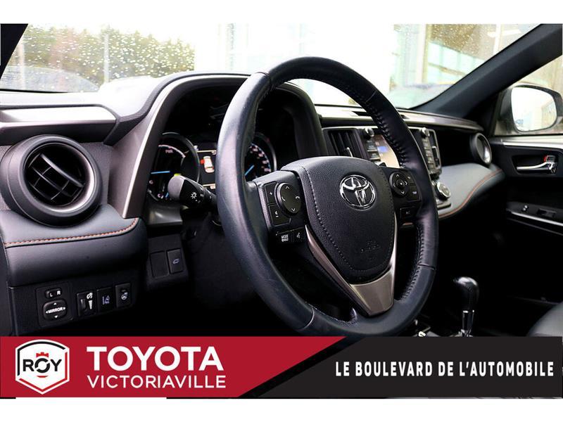 toyota RAV4 Hybrid 2018 - 11