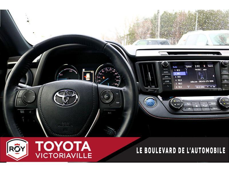toyota RAV4 Hybrid 2018 - 16