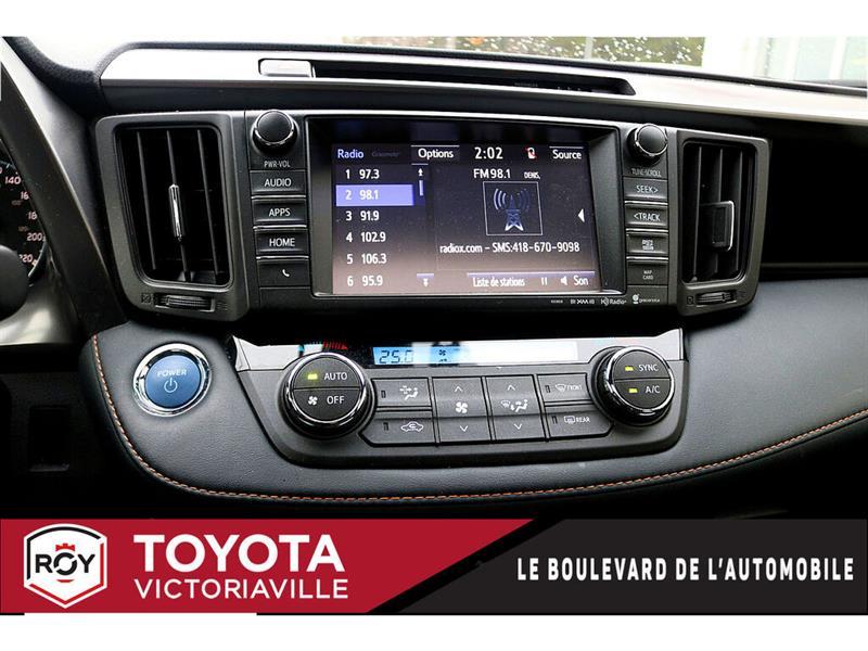 toyota RAV4 Hybrid 2018 - 23