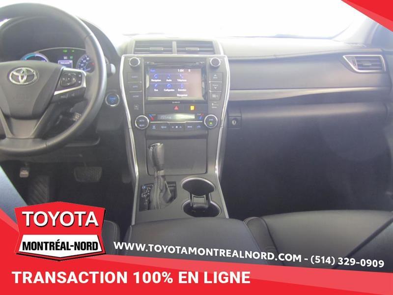 toyota Camry Hybrid 2017 - 16