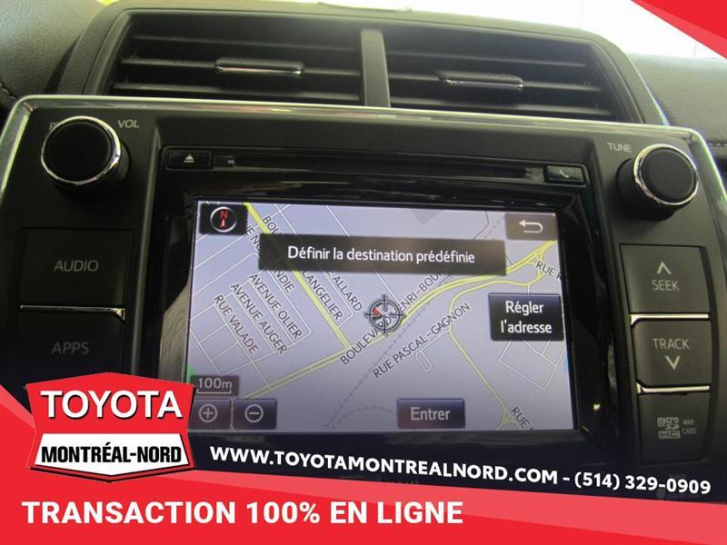 toyota Camry Hybrid 2017 - 22