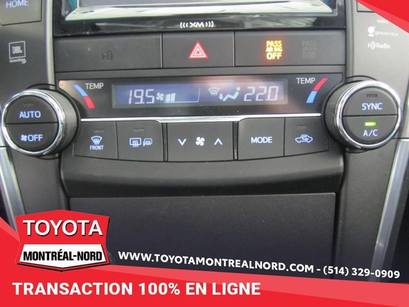 toyota Camry Hybrid 2017 - 25