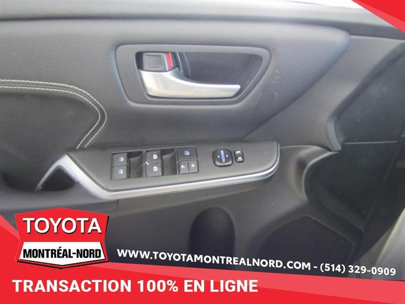 toyota Camry Hybrid 2017 - 28