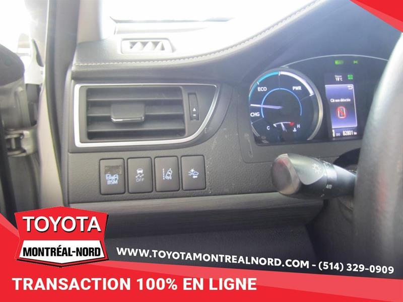 toyota Camry Hybrid 2017 - 29