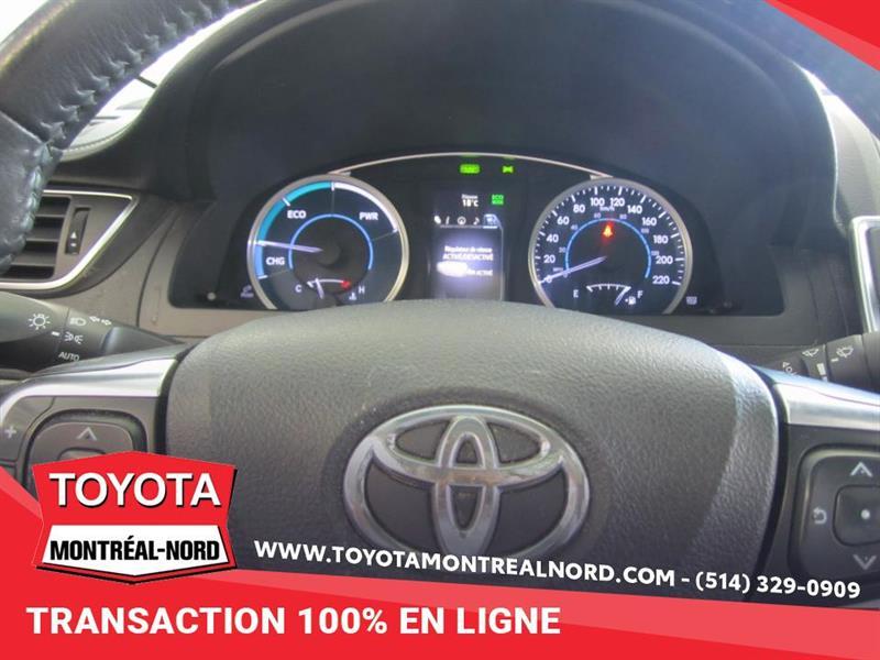 toyota Camry Hybrid 2017 - 30