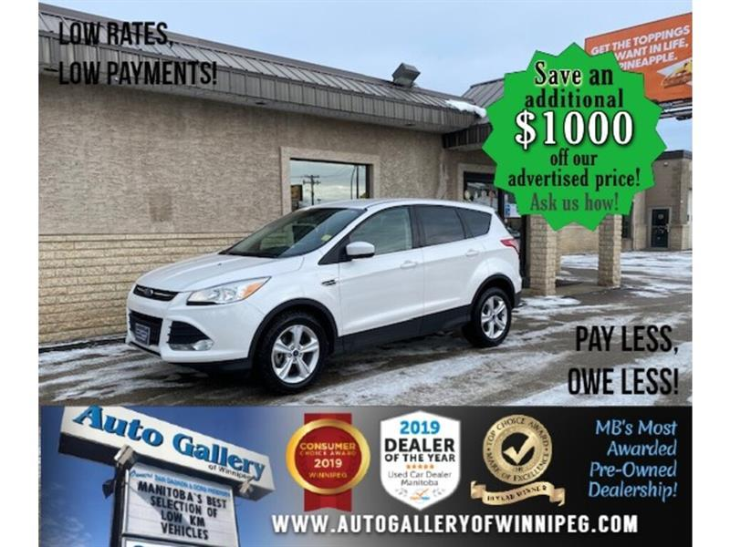 2015 Ford Escape SE* AWD/Heated seats/Reverse Camera/REMOTE START #24572a