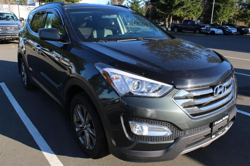 2013 Hyundai Santa Fe Sport - SXM. Hill Assist. Dual Zone Temp #P2465 (KEY )