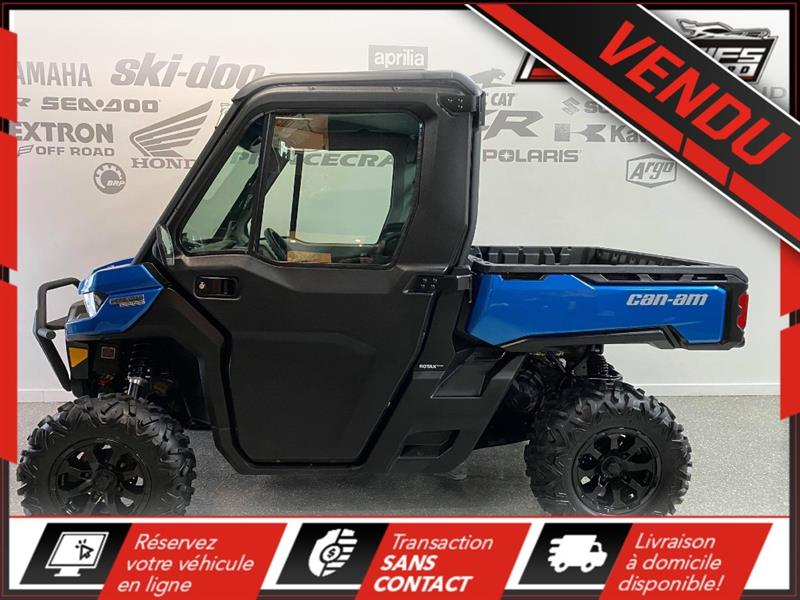 Can-am Defender HD10 2021