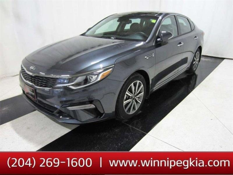 2020 Kia Optima EX+ #200P484