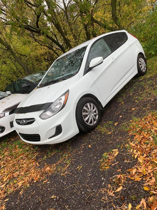 Hyundai Accent 2013 5DR HB MAN GL #25