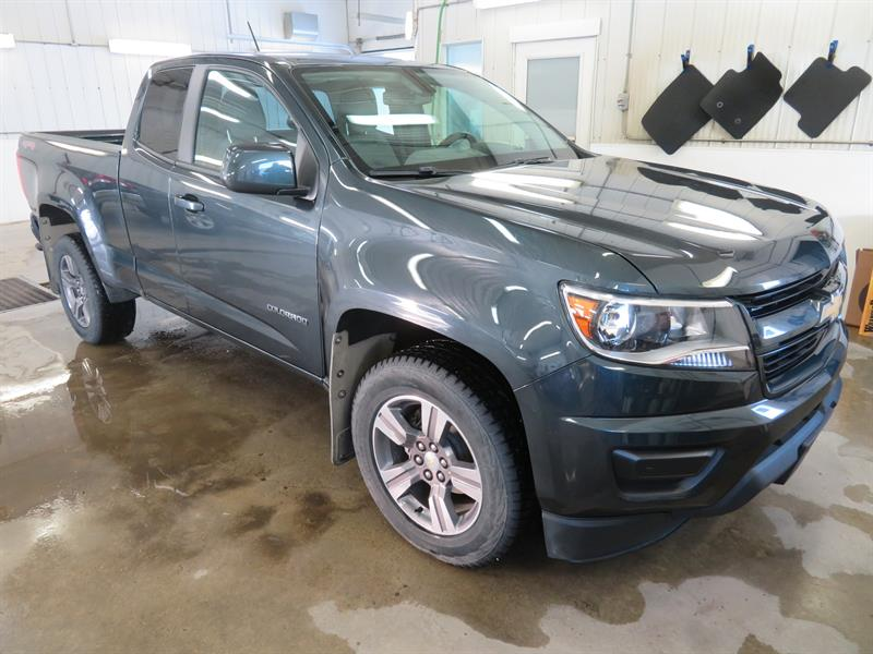 2018 Chevrolet Colorado WT #M-004A