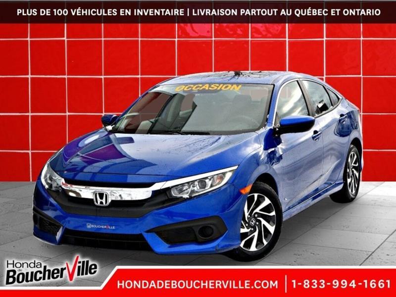Honda Civic Sedan 1