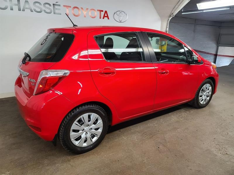 toyota Yaris Hatchback 2014 - 3