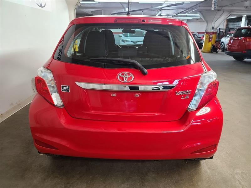 toyota Yaris Hatchback 2014 - 4