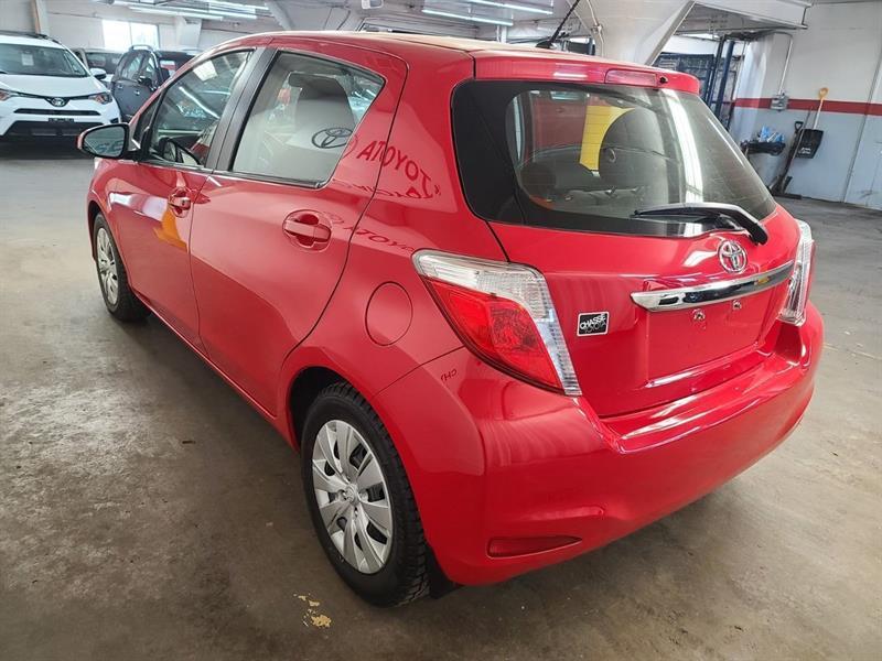toyota Yaris Hatchback 2014 - 5