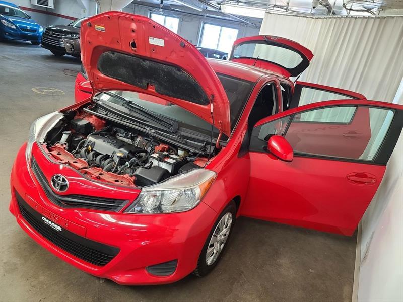 toyota Yaris Hatchback 2014 - 9