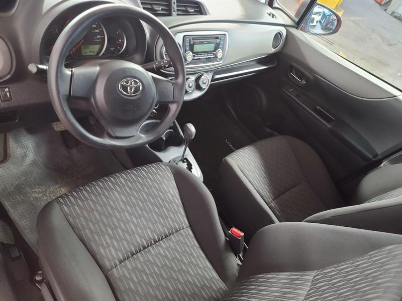toyota Yaris Hatchback 2014 - 15