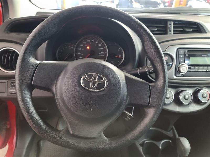 toyota Yaris Hatchback 2014 - 17
