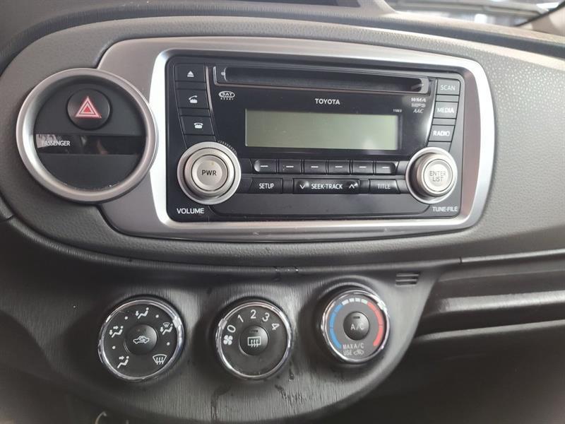 toyota Yaris Hatchback 2014 - 21