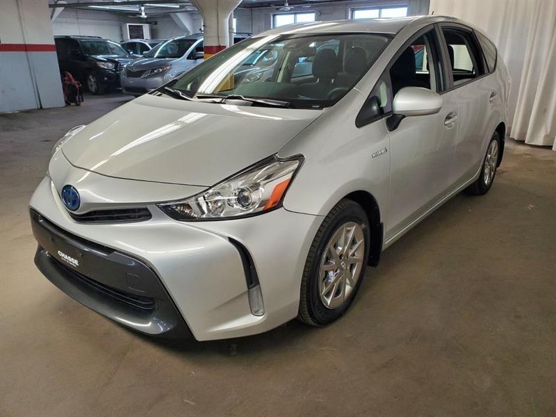 toyota Prius v 2018 - 6