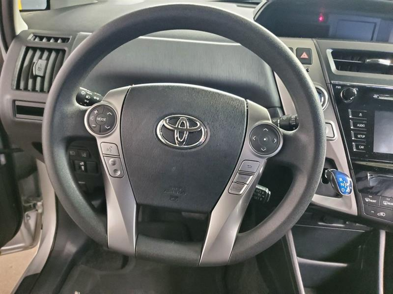 toyota Prius v 2018 - 17
