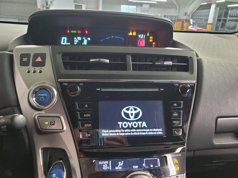 toyota Prius v 2018 - 21