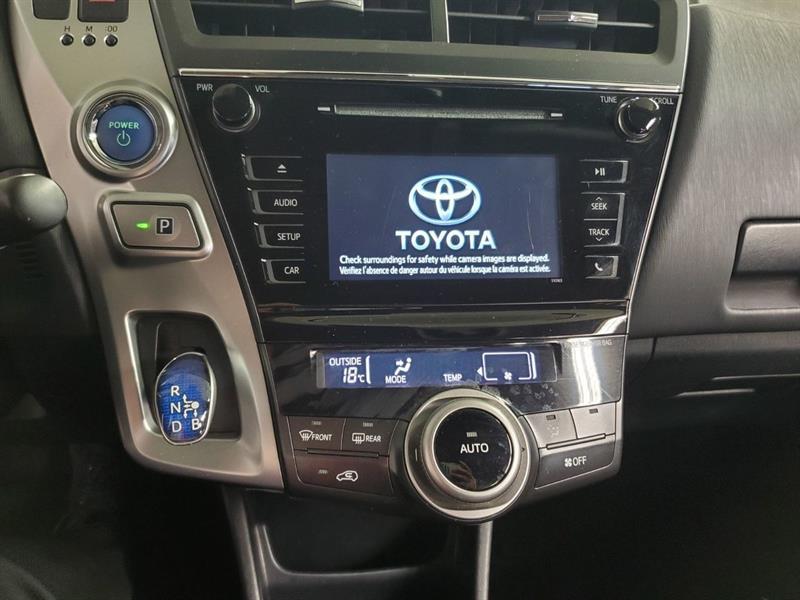 toyota Prius v 2018 - 22