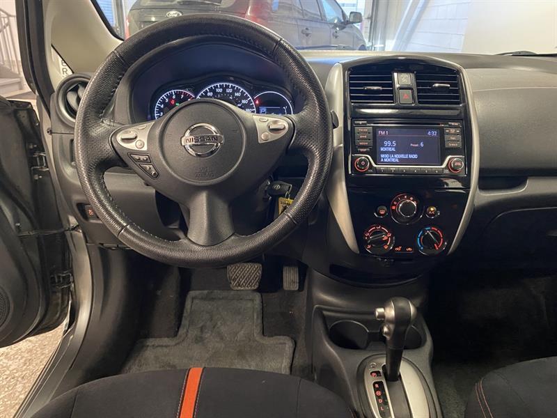 Nissan Versa Note 8