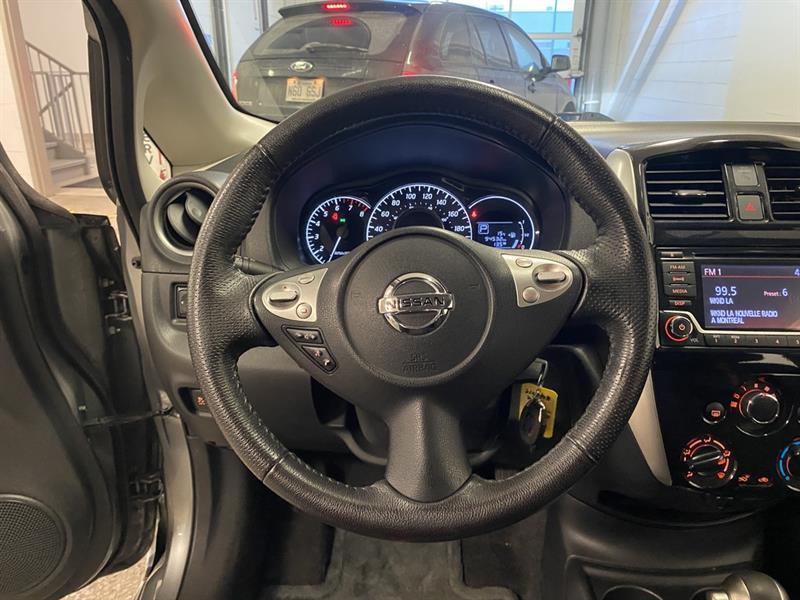 Nissan Versa Note 9