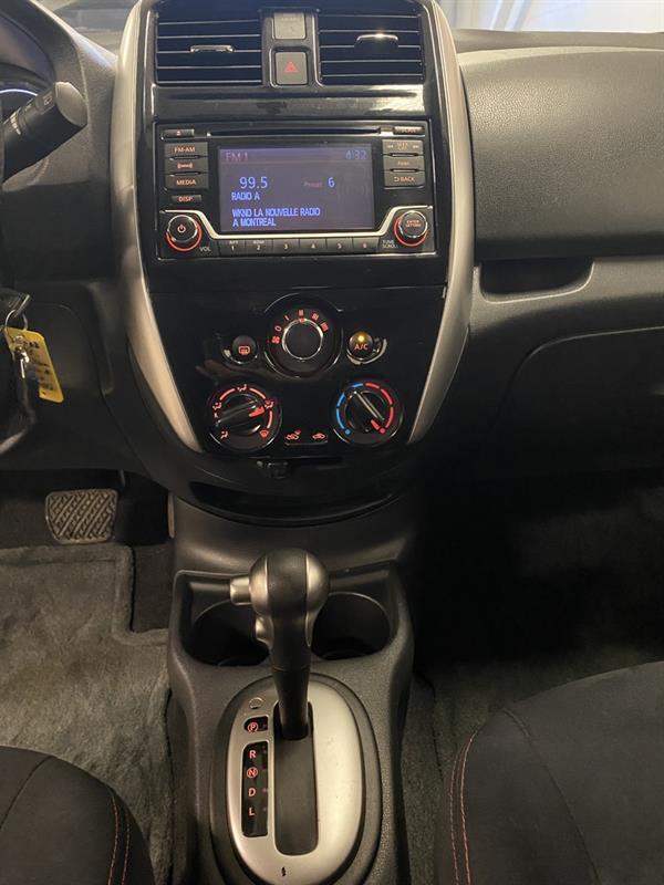 Nissan Versa Note 19