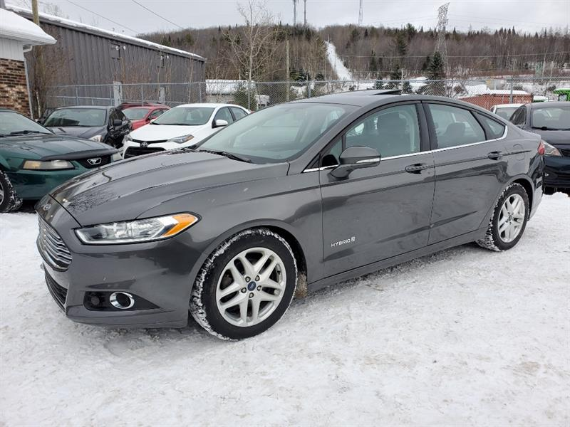Ford Fusion 1