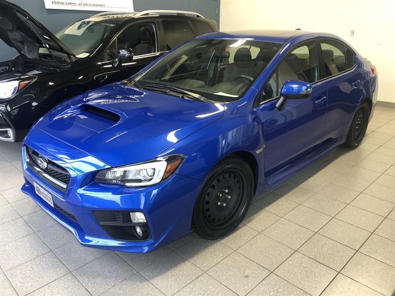 2017 Subaru  WRX WRX+SPORTTECH+GPS+8ROUES8PNEUS