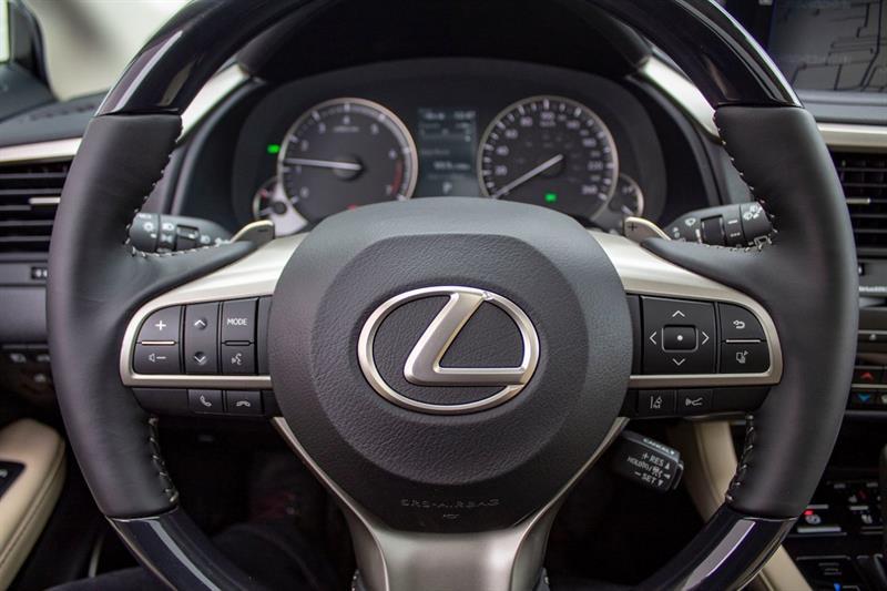 Lexus RX 350 9