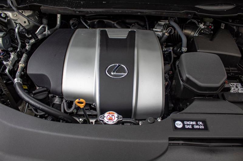 Lexus RX 350 34