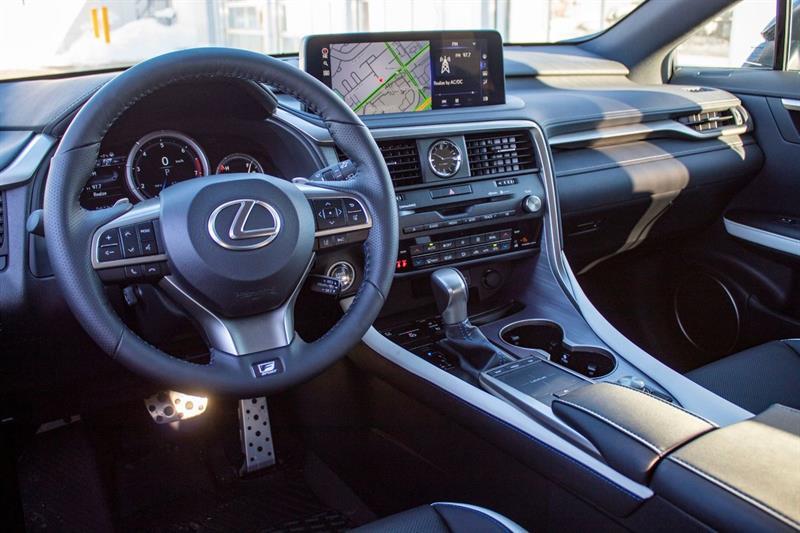 Lexus RX 350 6