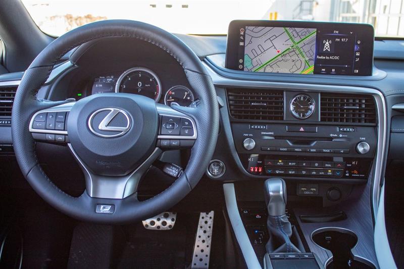 Lexus RX 350 7