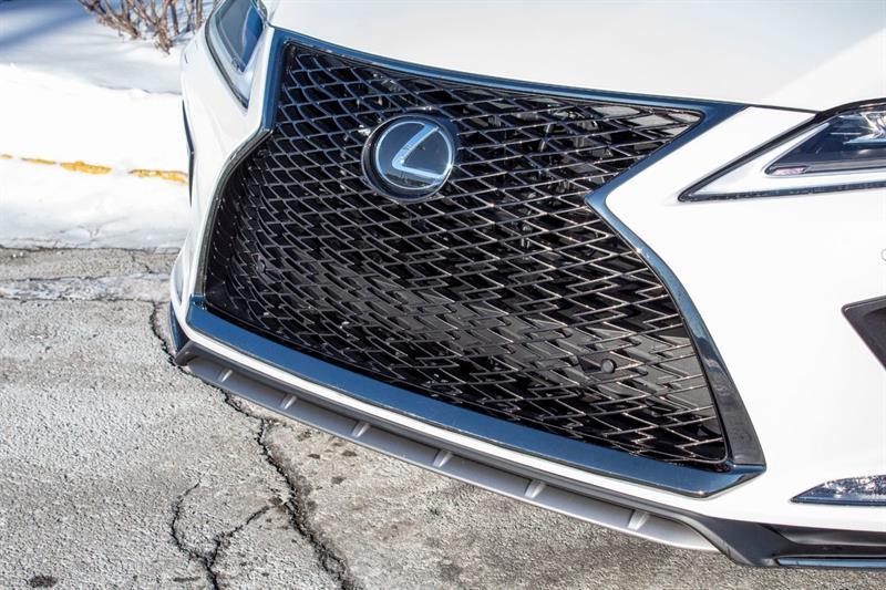 Lexus RX 350 30